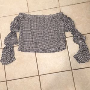 cute, rarely used top from Charlotte Russe